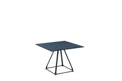 LUNAR TABLE 50 60X60 - Zwart