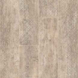 CARCASSONNE, PATTERNED WOOD - 5020 Blend Light Grey